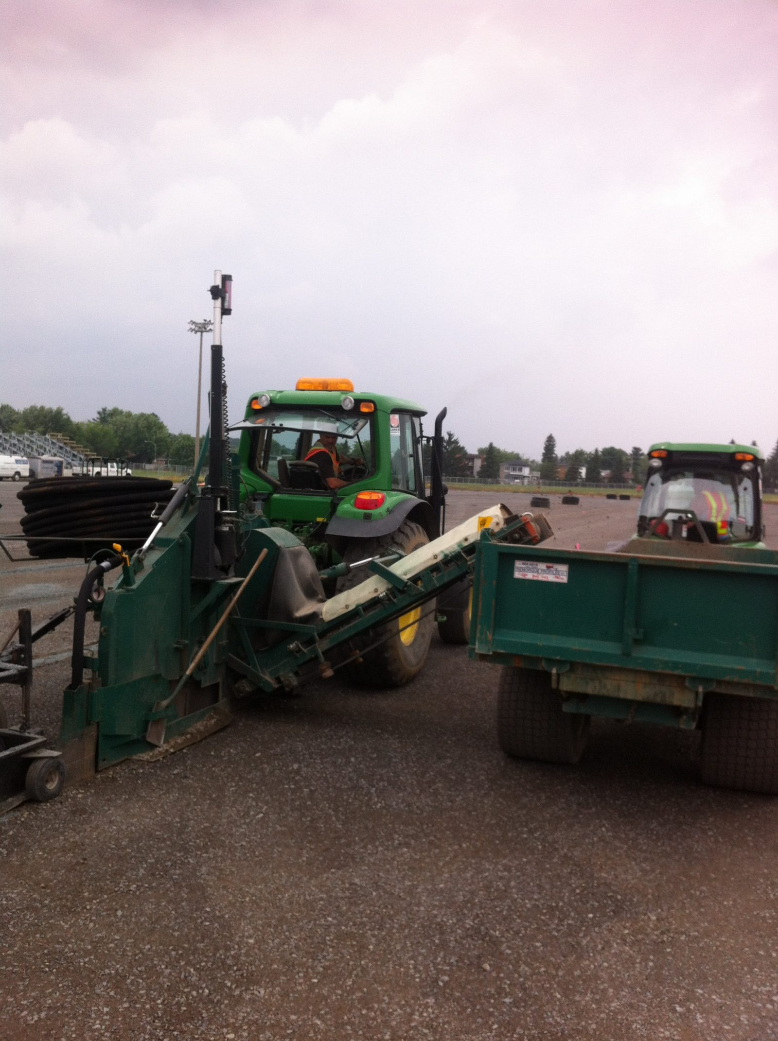 Lanco Aménagement drainage spécialisé